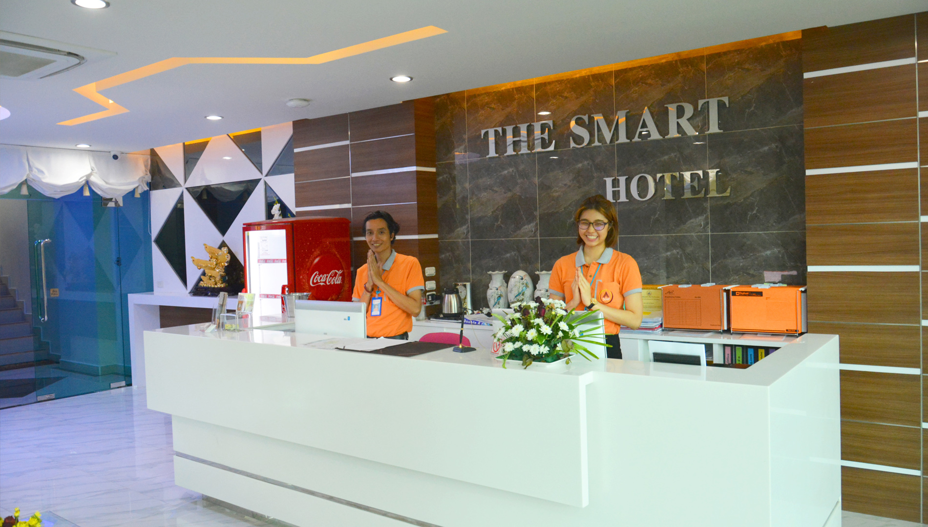 Welcom Tha smart hotel in Hatyai